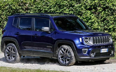 Foto Jeep Renegade Night Eagle 1.3 Turbo 110 kW (150 CV) 4x2 DDCT (2018)