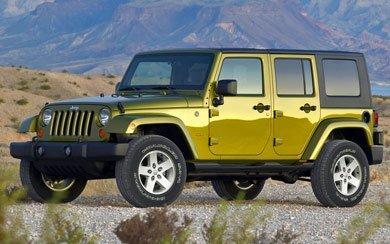 jeep wrangler unlimited 2.8 crd sport (2007-2008)   precio y ficha