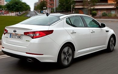 kia optima 2.0 híbrido emotion aut. (2012-2013) | precio y ficha
