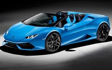 Ver mas info sobre el modelo Lamborghini Huracán