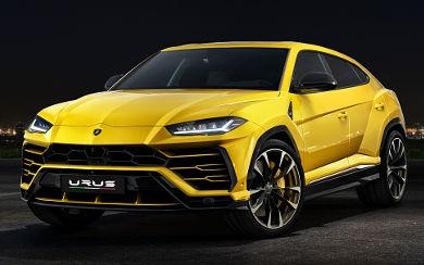Ver mas info sobre el modelo Lamborghini Urus