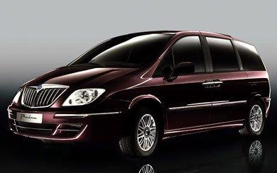 Ver mas info sobre el modelo Lancia Phedra