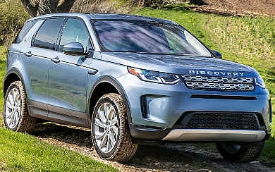 Foto Land Rover Discovery Sport D165 AWD Auto MHEV (2020)