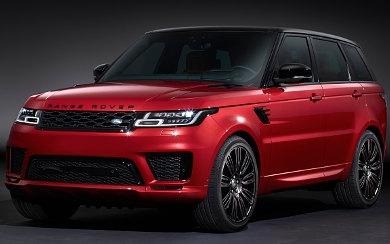 Foto Land Rover Range Rover Sport 2.0 Si4 221 kW (300 CV) S (2018)