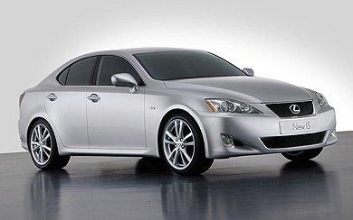 lexus is 250 luxury aut. (2005-2008) | precio y ficha técnica - km77