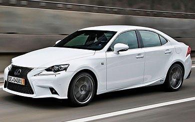 Ver mas info sobre el modelo Lexus IS