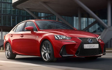 Foto Lexus IS 300h Luxury (2016-2018)