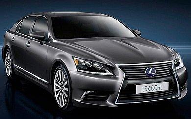Ver mas info sobre el modelo Lexus LS