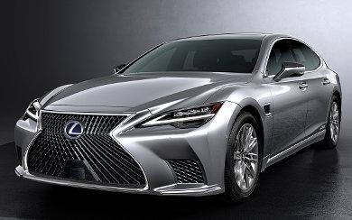 Foto Lexus LS 500h Business (2021)