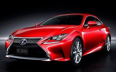 Ver mas info sobre el modelo Lexus RC