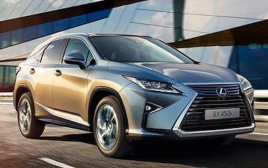 Ver mas info sobre el modelo Lexus RX