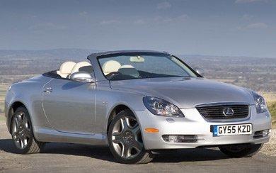 Ver mas info sobre el modelo Lexus SC