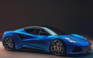 Ver mas info sobre el modelo Lotus Emira