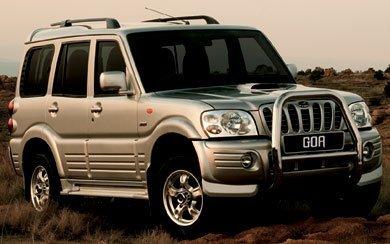 Ver mas info sobre el modelo Mahindra Goa