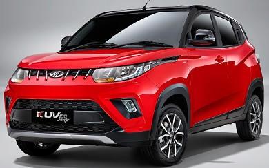 Ver mas info sobre el modelo Mahindra KUV100