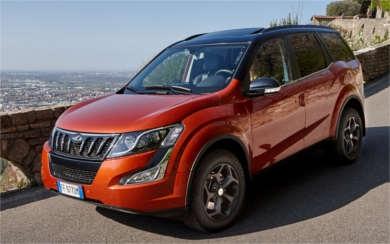 Ver mas info sobre el modelo Mahindra XUV 500