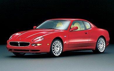 Ver mas info sobre el modelo Maserati Coupé