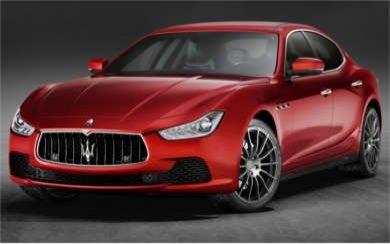 Ver mas info sobre el modelo Maserati Ghibli
