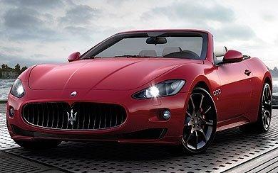 Ver mas info sobre el modelo Maserati GranCabrio