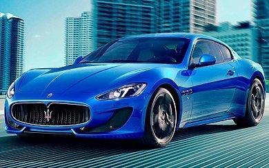 Ver mas info sobre el modelo Maserati GranTurismo