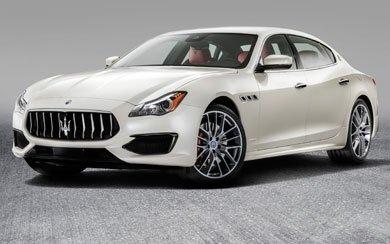 Ver mas info sobre el modelo Maserati Quattroporte