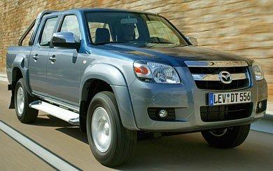 Ver mas info sobre el modelo Mazda BT-50