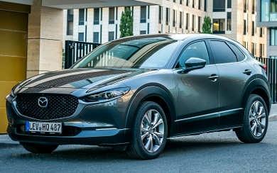 Ver mas info sobre el modelo Mazda CX-30