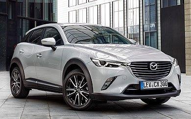 Ver mas info sobre el modelo Mazda CX-3