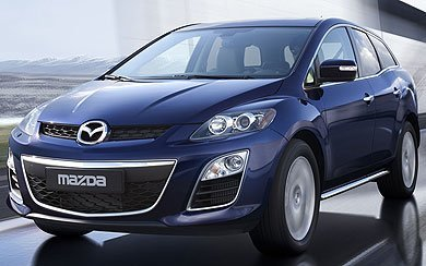 Ver mas info sobre el modelo Mazda CX-7
