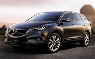 Ver mas info sobre el modelo Mazda CX-9