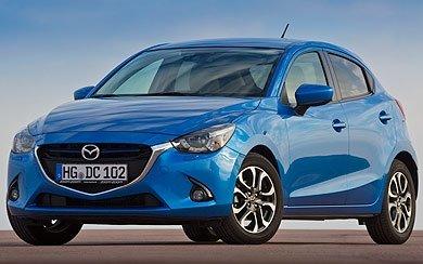 Ver mas info sobre el modelo Mazda Mazda2
