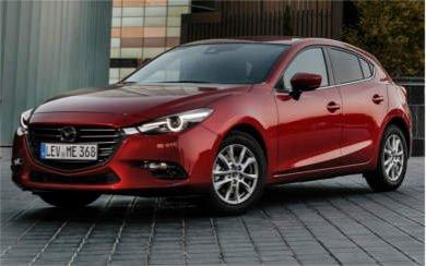 Ver mas info sobre el modelo Mazda Mazda3