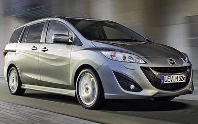 Ver mas info sobre el modelo Mazda Mazda5