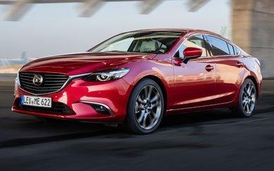 Ver mas info sobre el modelo Mazda Mazda6