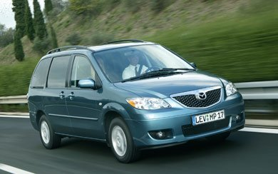 Ver mas info sobre el modelo Mazda MPV