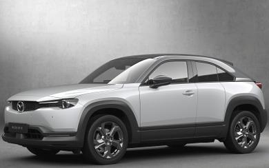 Ver mas info sobre el modelo Mazda MX-30