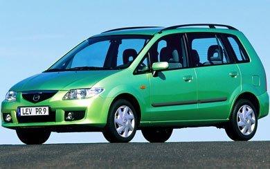Ver mas info sobre el modelo Mazda Premacy
