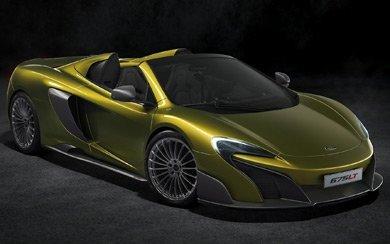 Ver mas info sobre el modelo McLaren 675LT