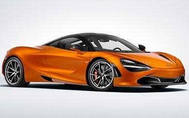 Ver mas info sobre el modelo McLaren Super Series