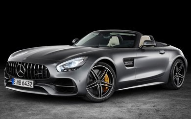 Ver mas info sobre el modelo Mercedes-Benz AMG GT