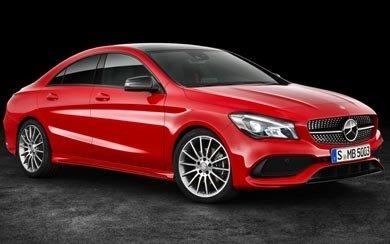 Ver mas info sobre el modelo Mercedes-Benz CLA