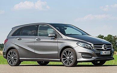 Ver mas info sobre el modelo Mercedes-Benz Clase B