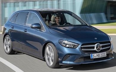 Foto Mercedes-Benz B 200 d 4MATIC 8G-DCT (2019)