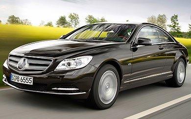 Ver mas info sobre el modelo Mercedes-Benz Clase CL