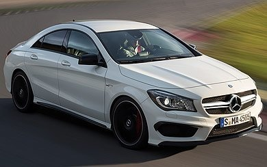 Mercedes Benz Cla 45 Amg 4matic Coupe 2013 2015 Precio Y Ficha