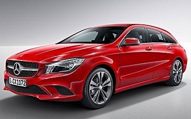Ver mas info sobre el modelo Mercedes-Benz Clase CLA