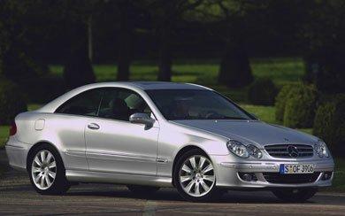 Ver mas info sobre el modelo Mercedes-Benz Clase CLK