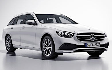 Foto Mercedes-Benz E 220 d 4MATIC Estate (2020)