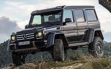 Ver mas info sobre el modelo Mercedes-Benz Clase G