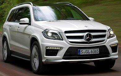 Ver mas info sobre el modelo Mercedes-Benz Clase GL